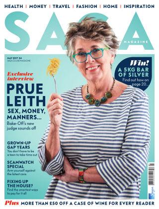 Saga Magazine May 2017