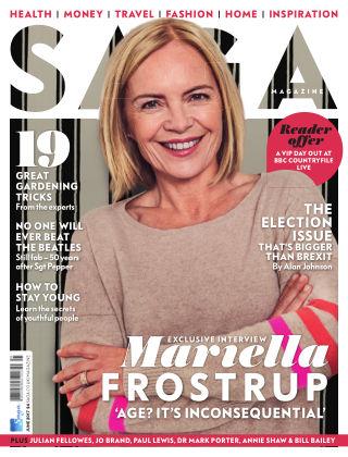 Saga Magazine June 2017