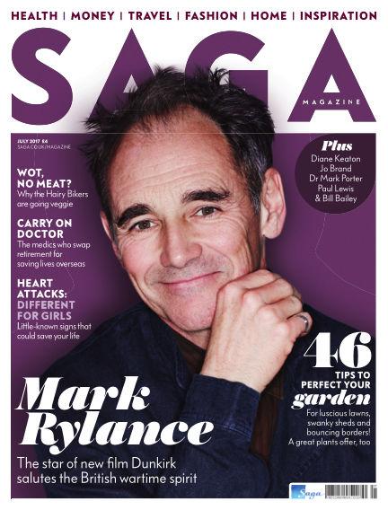 Saga Magazine July 01, 2017 00:00
