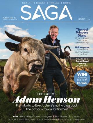 Saga Magazine August 2017