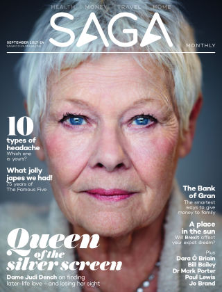 Saga Magazine September 2017