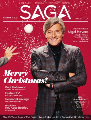Saga Magazine December 2017
