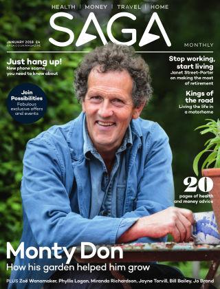 Saga Magazine January 2018
