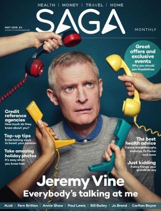 Saga Magazine May 2018