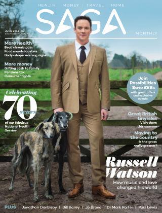 Saga Magazine June 2018