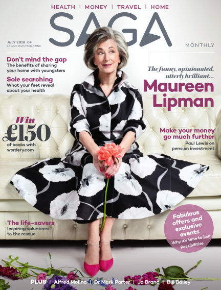 Saga Magazine July 01, 2018 00:00