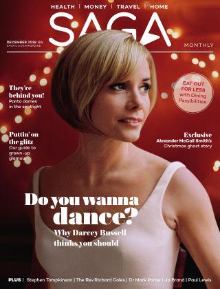 Saga Magazine December 2018