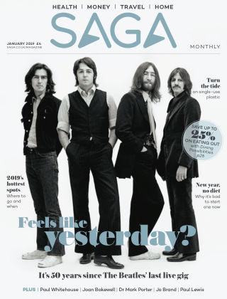 Saga Magazine January 2019