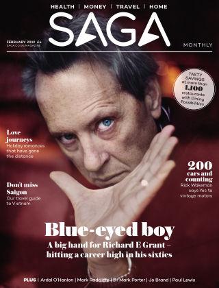 Saga Magazine February 2019