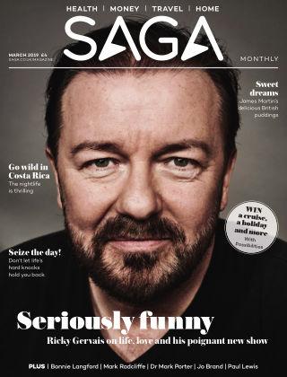 Saga Magazine March 2019