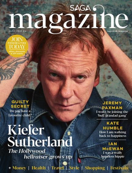 Saga Magazine June 01, 2019 00:00