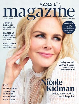 Saga Magazine July 2019