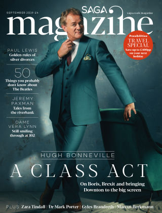 Saga Magazine September 2019