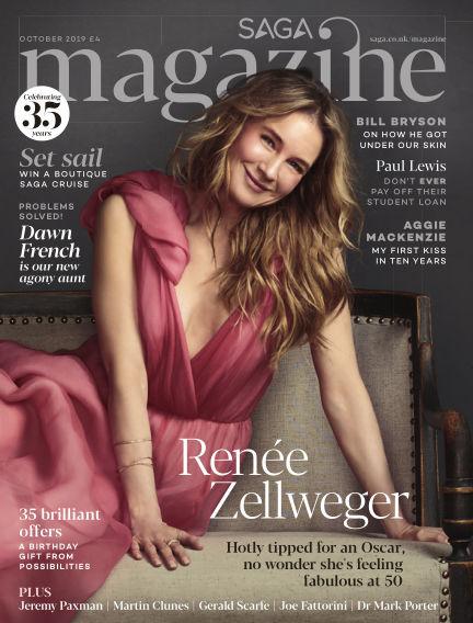 Saga Magazine October 01, 2019 00:00