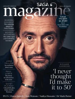 Saga Magazine January 2020
