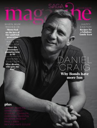 Saga Magazine April 2020