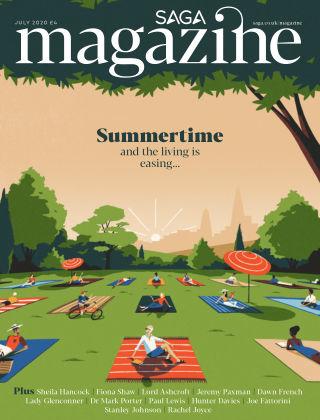Saga Magazine July 2020