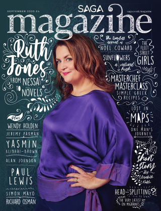 Saga Magazine September 2020