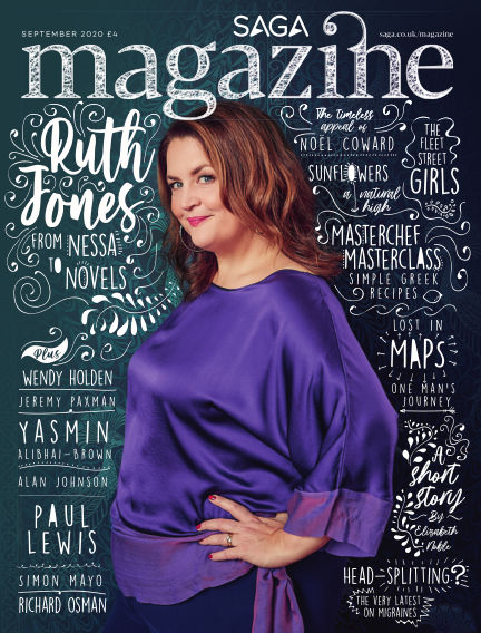 Saga Magazine September 01, 2020 00:00