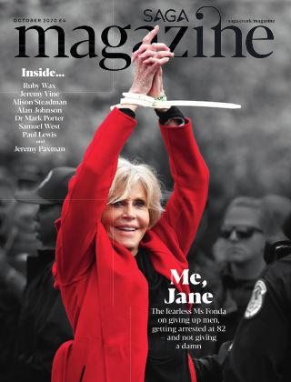 Saga Magazine October 2020