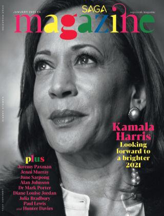 Saga Magazine January 2021
