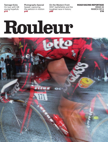 Rouleur January 31, 2014 00:00