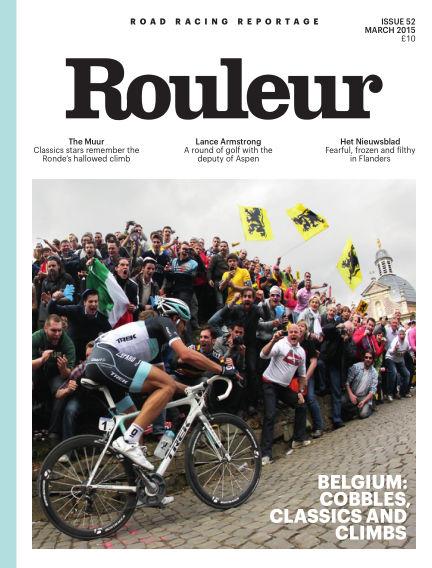 Rouleur January 29, 2015 00:00