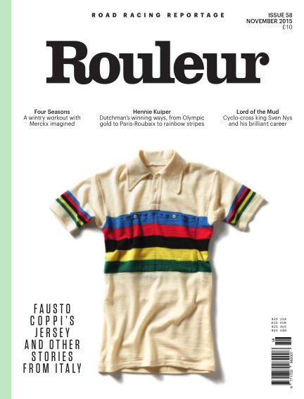 Rouleur October 15, 2015 00:00