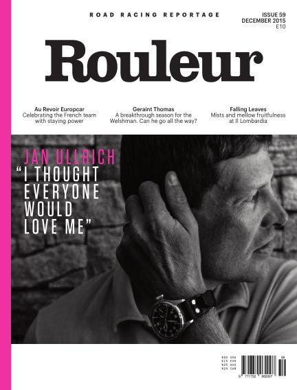 Rouleur November 26, 2015 00:00