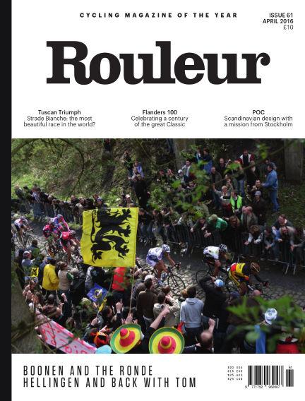 Rouleur March 11, 2016 00:00