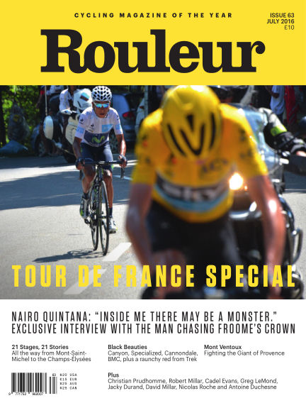 Rouleur June 03, 2016 00:00