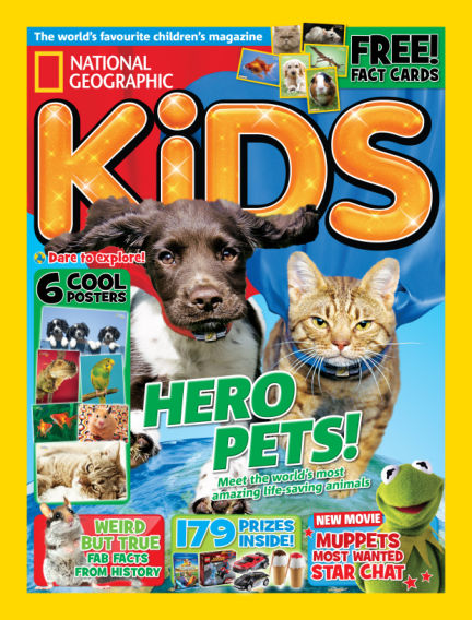 National Geographic Kids - UK March 10, 2014 00:00