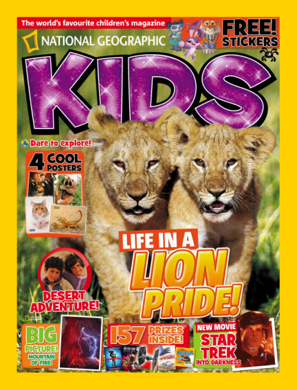 National Geographic Kids - UK April 01, 2013 00:00