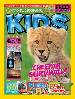 National Geographic Kids - UK Issue 87
