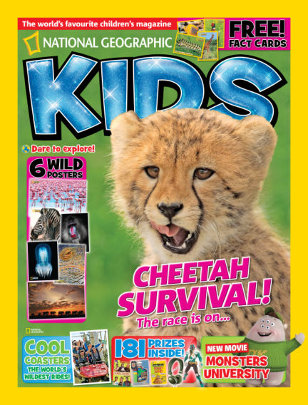 National Geographic Kids - UK May 01, 2013 00:00