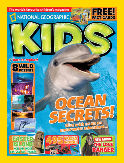 National Geographic Kids - UK July 01, 2013 00:00