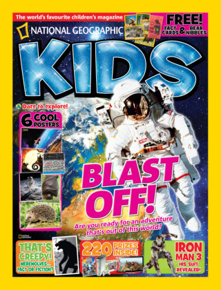National Geographic Kids Issue 91