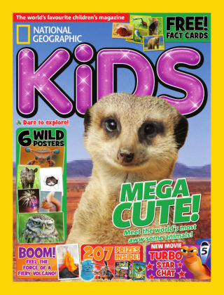 National Geographic Kids - UK Issue 92