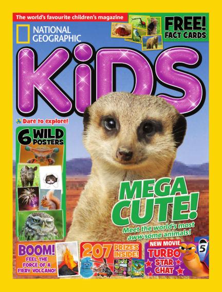 National Geographic Kids - UK October 01, 2013 00:00