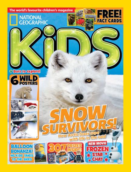 National Geographic Kids - UK November 01, 2013 00:00