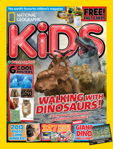 National Geographic Kids - UK December 01, 2013 00:00