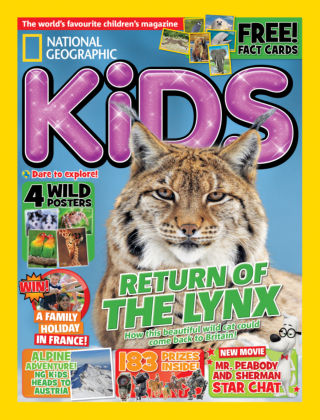 National Geographic Kids - UK Issue 95
