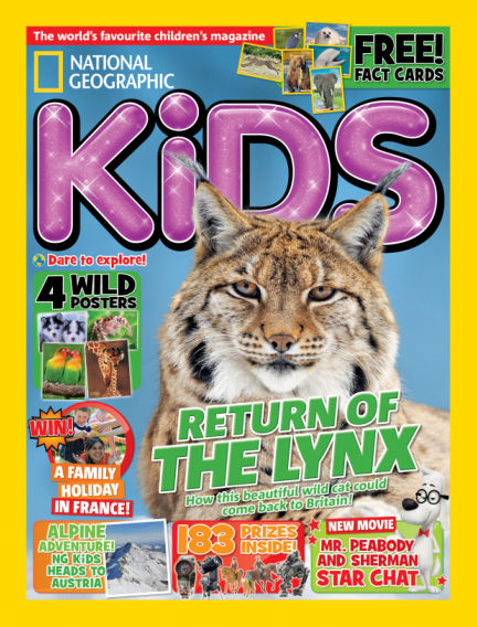 National Geographic Kids - UK January 01, 2014 00:00