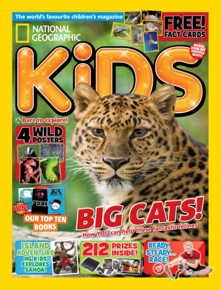 National Geographic Kids - UK February 01, 2014 00:00