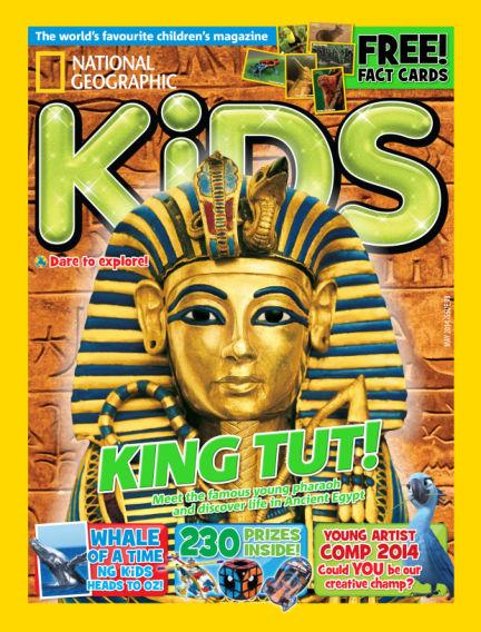 National Geographic Kids - UK April 02, 2014 00:00