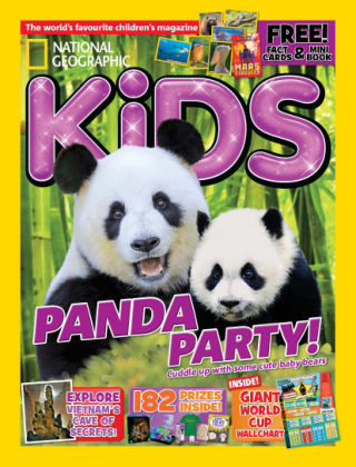 National Geographic Kids Issue 99
