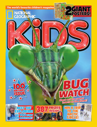 National Geographic Kids - UK Issue 100