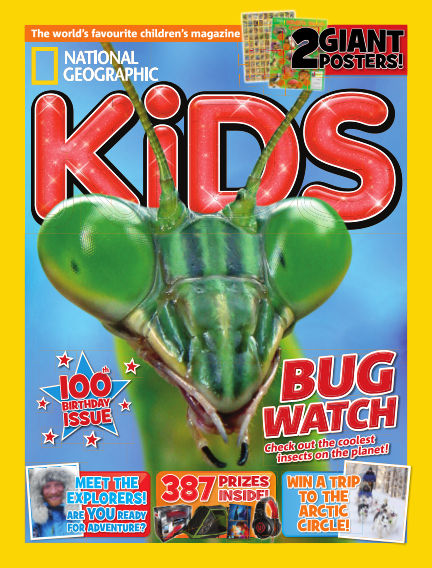National Geographic Kids - UK May 28, 2014 00:00