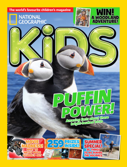 National Geographic Kids - UK June 25, 2014 00:00