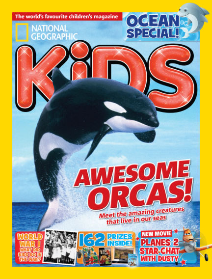 National Geographic Kids - UK July 23, 2014 00:00